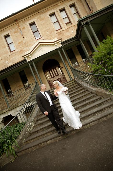 Wedding Photographer Callan Park