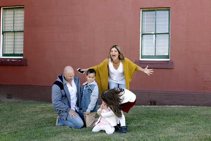 Family photographer inner west